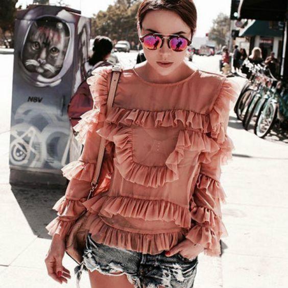 Abram alas para osbabadospois, se depender das influências de moda lá da gringa, eles estarão em tudo o que você puder imaginar em matéria de vestuário...