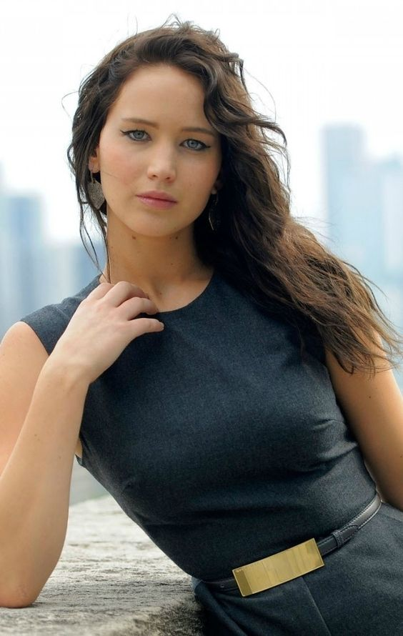 Jennifer Lawrence Simply Gorgeous