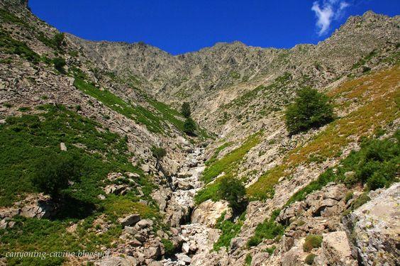 Fonias canyon,alpine