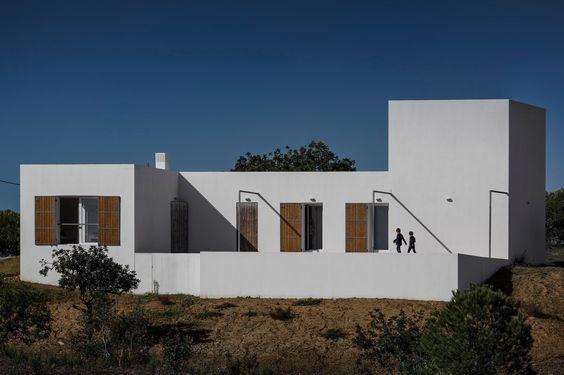 ADDON Casa Rodeio, Algarve, Portugal © Fernando Guerra, FG+SG Architectural Photography