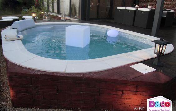 petite piscine mod le lola piscine waterair piscine. Black Bedroom Furniture Sets. Home Design Ideas