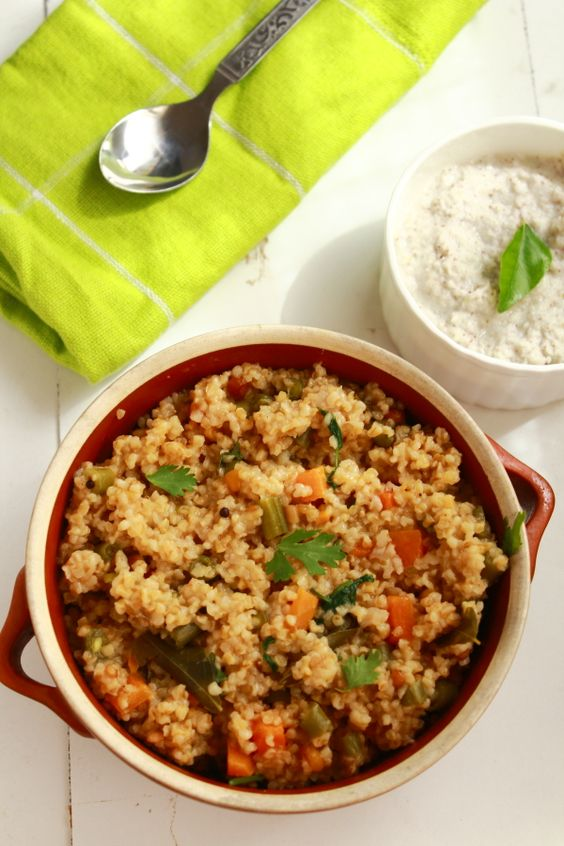 broken wheat upma or dalia upma is a tasty instant indian breakfast recipe made with broken wheat. It is a healthy diabetic recipe with high fiber