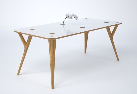 CRYS table: Crys Inoda, Dining Table,  Board, Crys Table, Table Inodasveje, Furniture Design, Design Blog
