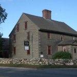 Winslow House in Marshfield, MA