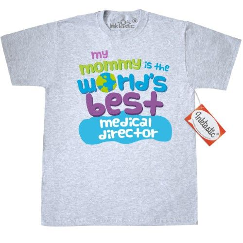 Inktastic Medical Director Gifts For Kids TShirt Auditing