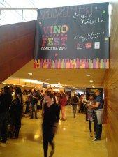 VinoFest - Donostia 2013