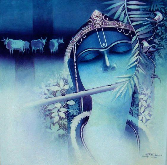 Amit Bhar, nació en 1973 en Bengala Occidental. Él comenzó a pintar a una edad temprana, posteriormente dio lugar a resultados sorprenden...