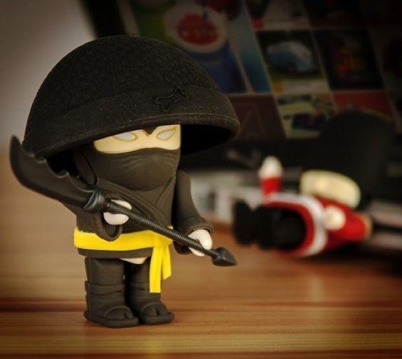 Kung Fu Master USB