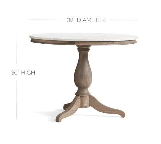 Alexandra Round Marble Pedestal Dining Table Marble Pedestal Dining Table Dining Table Marble Pedestal Table