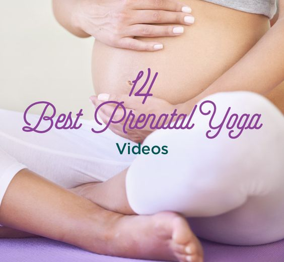 Yoga is a low impact exercise that is appropriate for pregnant women. These prenatal yoga videos keep your changing body and safety in mind.
