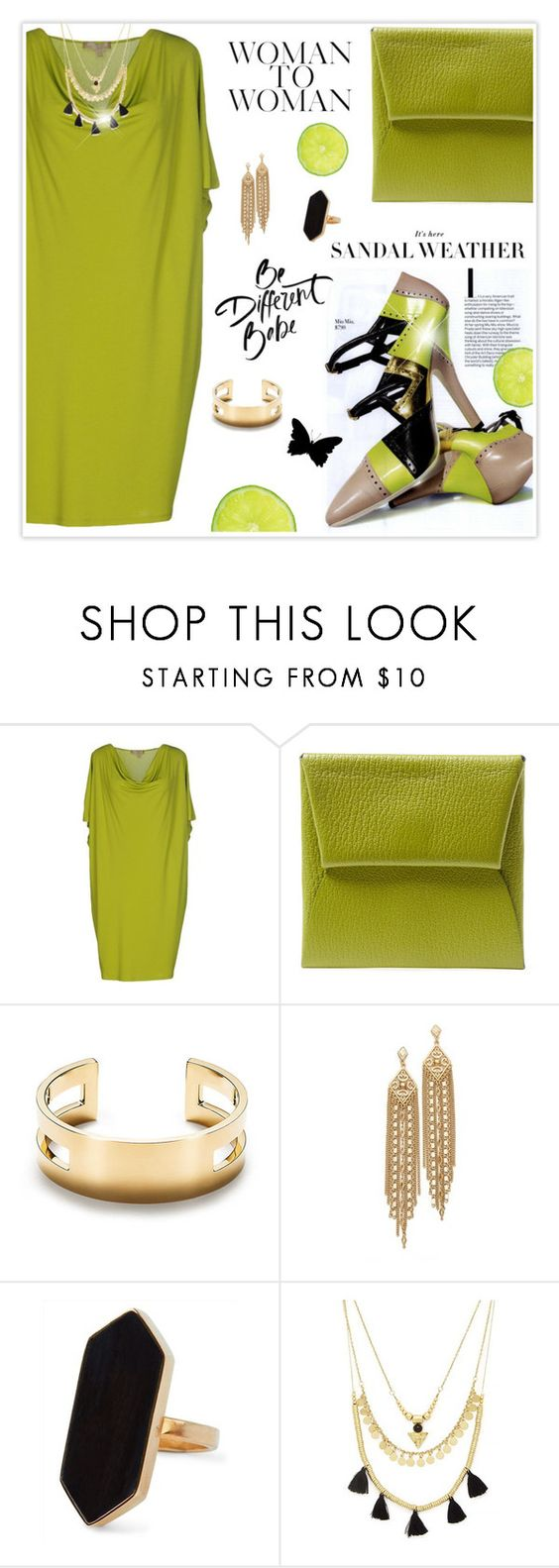 """Independent Woman"" by nonniekiss ❤ liked on Polyvore featuring Michael Kors, Hermès, Tiffany & Co., Capwell + Co, Jaeger and Forever 21"