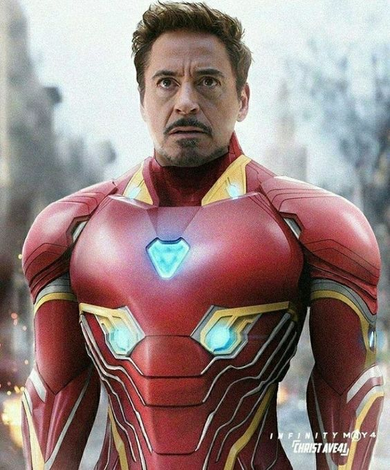 Who is iron man