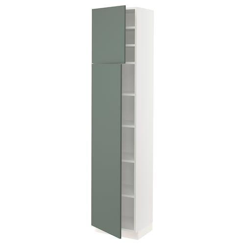 Besta Storage Combination With Doors Black Brown Laxviken White 47 1 4x15 3 4x75 5 8 Storage Ikea Tempered Glass Shelves