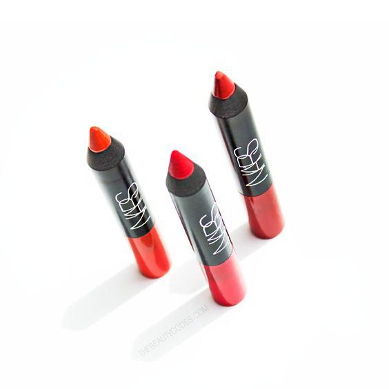 Nars Velvet Matte Lipsticks