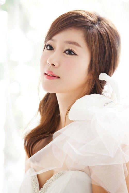 Jihyun Jewelry Ex Member Photoshoot Makeup Hair Styles Korean Beauty