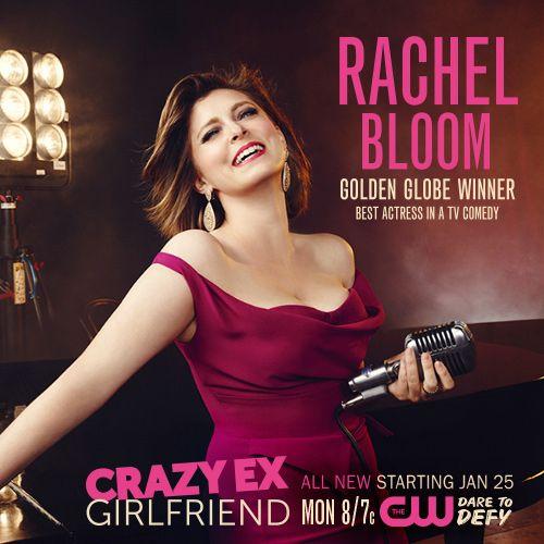 """Crazy Ex Girlfriend"" returns to WBCB on Monday, January 25th!"