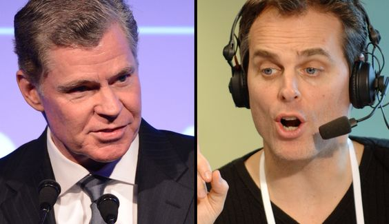 Colin Cowherd Ripped By Dan Patrick For Stealing His Bits