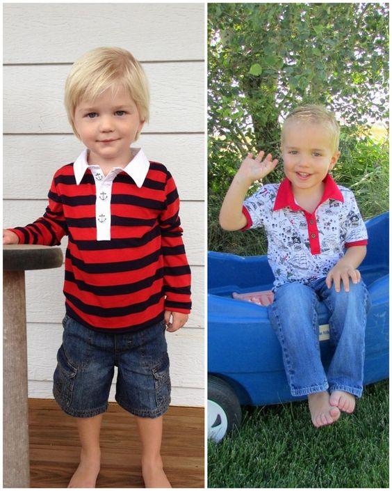 Create Kids Couture - Benjamin's Polo Shirt PDF Pattern, $8.00 (http://www.createkidscouture.com/benjamins_boys.html)