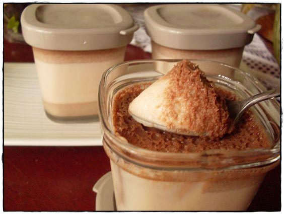 Yogurt de galletas con nutella « Un segundo mas tarde