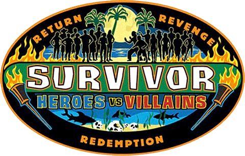 Season 20:  Survivor Heroes VS Villains