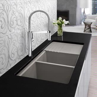Blanco America Blancoprecis Multi-Level (Anthracite) 440408 :: Kitchen Sink from Home & Stone