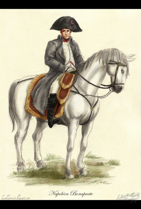 Napoleon Bonaparte by LeSoldatMort on DeviantArt