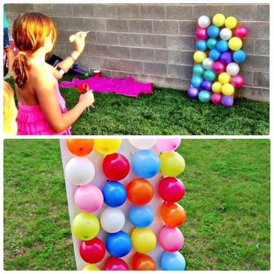 Juegos diy para ni os actividades para los ni os en vacaciones pinterest verano y bricolaje for Juegos para jardin nios