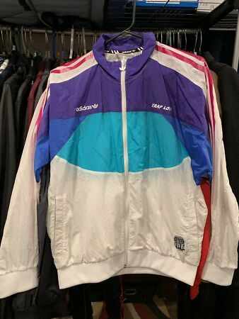 Adidas Originals X ASAP Ferg Trap Lord Jacket Size Small