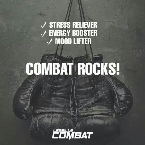 Combat rocks. #lesmillscombat