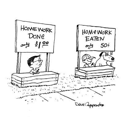 Money homework
