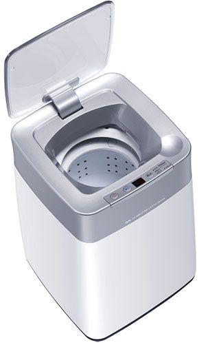 Mini from Daiwoo - A compact, wall-mounted washing machine ...