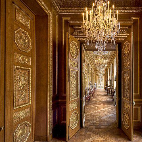 hotel de la marine paris just p a r i s 2 pinterest beautiful couloir l 39 tage et maison. Black Bedroom Furniture Sets. Home Design Ideas