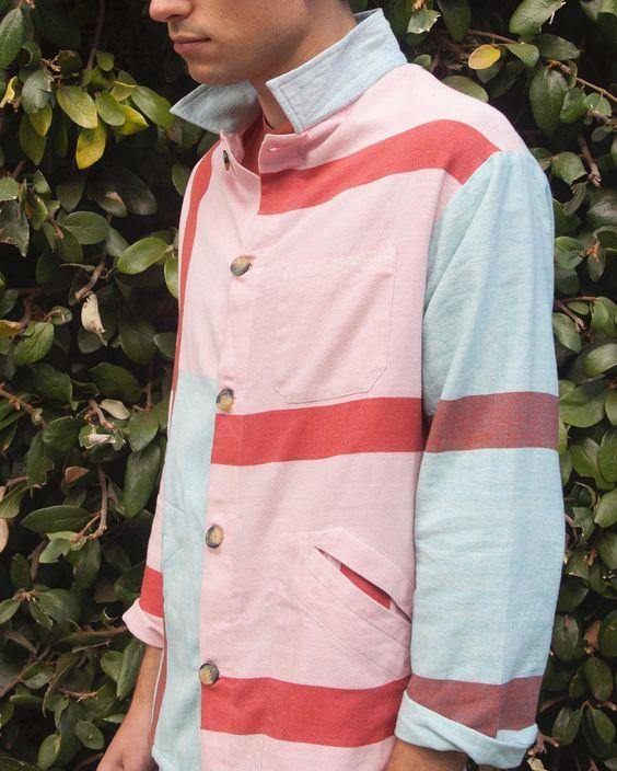 Rasmi Chore Jacket by New Market Goods