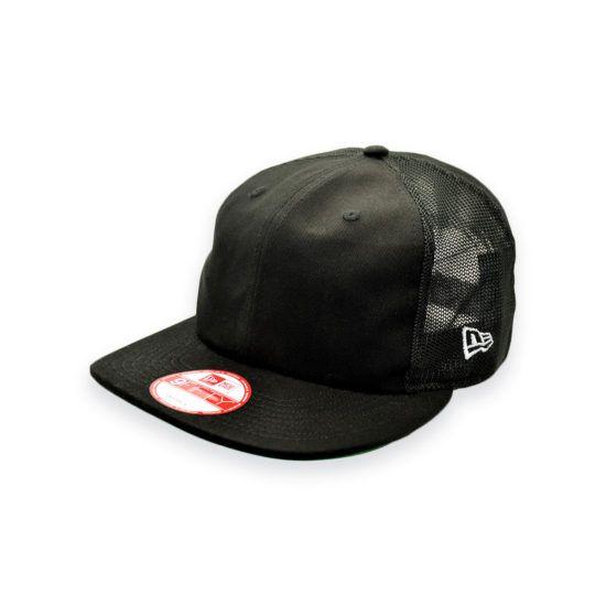New Era 9fifty Black Blank Truckers Adjustable Cap Hat Newera Get It At Www Mycraze Com Au New Era Wholesale Hats Adjustable Cap