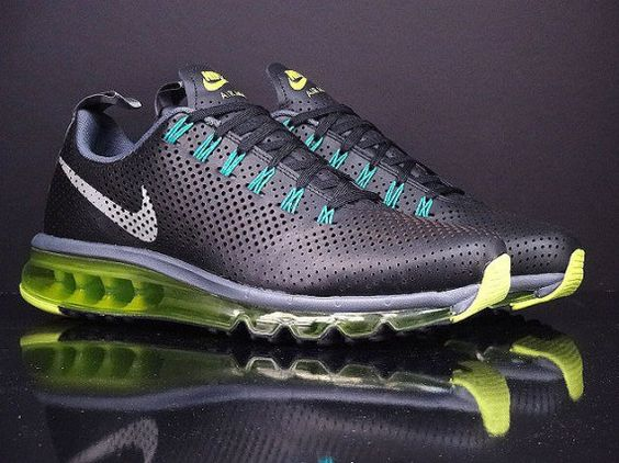 Nike Air Max Motion NSW Black Anthracite Volt