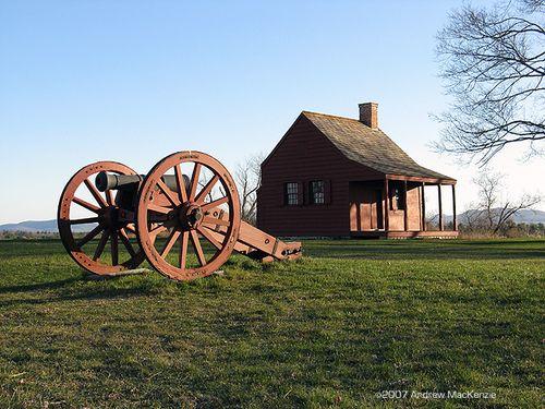 saratoga national historical park - Google Search