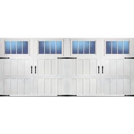 I love these style garage doors maybe someday for 16 ft x 7 ft garage door