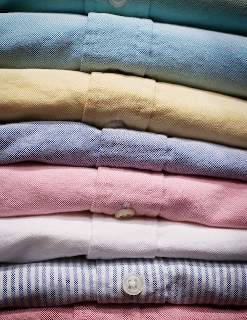 It doesn't hurt to have one in every color.-Love the ocbd..........................................I'm having a funeral for my striped shirt.