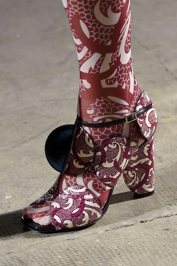 Dries Van Noten - Paris Fashion Week / Spring 2016
