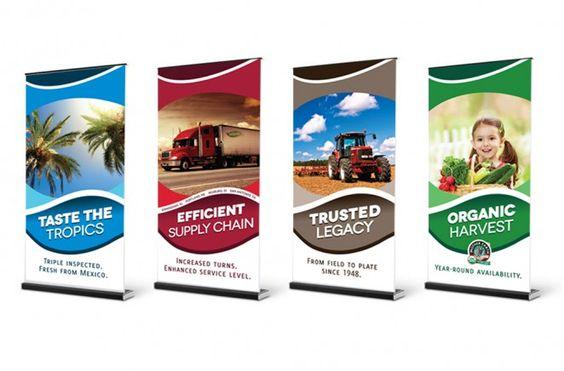 Awesome Trade Show Banner Design Ideas Contemporary - Trend Ideas ...
