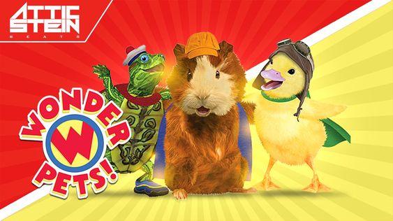 Wonder Pets Theme Song Remix Prod By Attic Stein Wonder Pets Animal Theme Theme Song