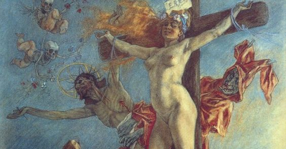 Porque el arte sacro tiene implicaciones más allá de lo que imaginas. Aquí se enlistan esas imágenes que la Iglesia no desea que conozcas.