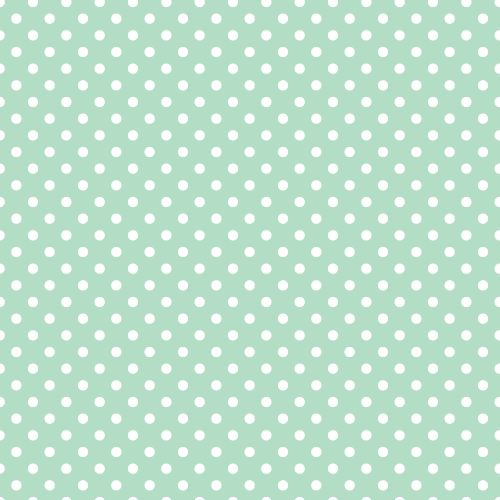Mint Green Polka Dots | Polka Dot | Pinterest | Mint green ...