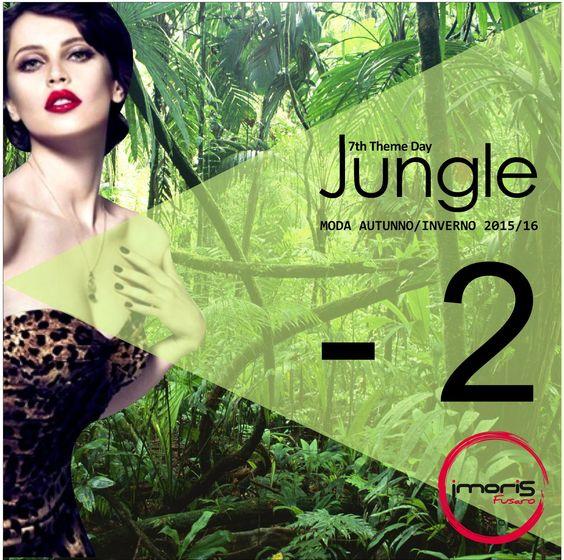 """Da #Vogue:""""Da settembre la città diventerà una #giungla metropolitana grazie all' #Animalier"""" Scopri le #novità di questa giornata a tema da Imoris Fusaro: - #ESPOSIZIONE FASHION ANIMALIER F/W """"da Costabile"""" con sconti per le clienti - #CONCORSO """"Miss Jungle"""" - La foto con più #LikE"""" Tante sorprese e Gadget per tutte le donne che ci vengono a trovare!  Prenota il tuo trattamento (piega, colore, colpi di sole...) per Sabato 26 Settembre ed entra nel fantastico mondo della giungla. Scopri la…"""