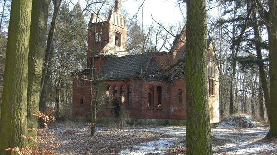 Kirche Heilstätte Grabowsee