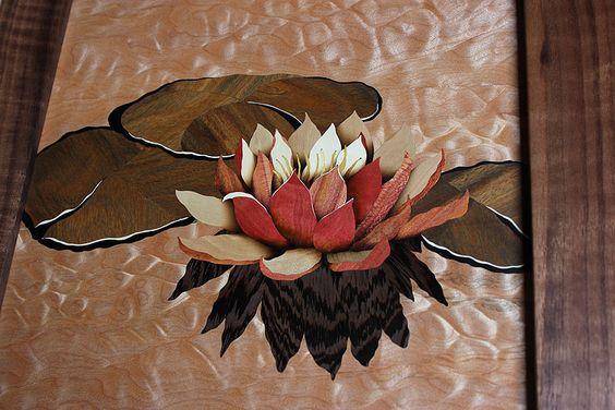 Matthew Werner Fine Handcrafted Furniture Marquetry Inlay Woodwork