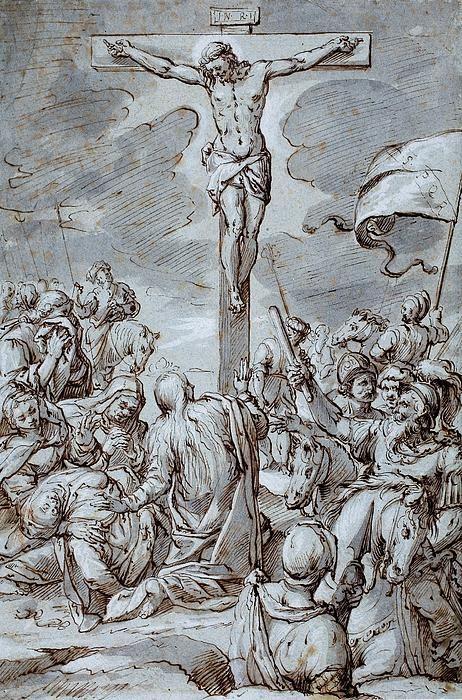Crucifixion-von Aachen