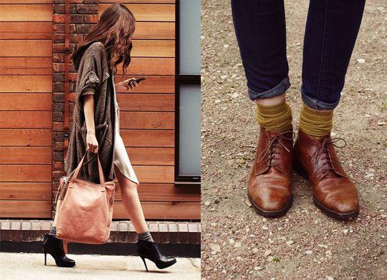 calzini sandali