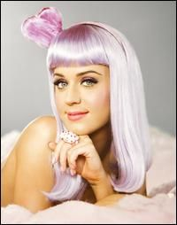 Katy Perry.  Click Image to view Biography and Discography