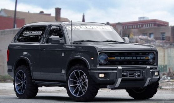 Image Result For Ford Bronco Design 2020 Future Ford Bronco